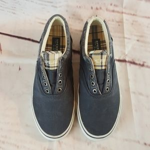 Sperry Faux Lace Up Shoes